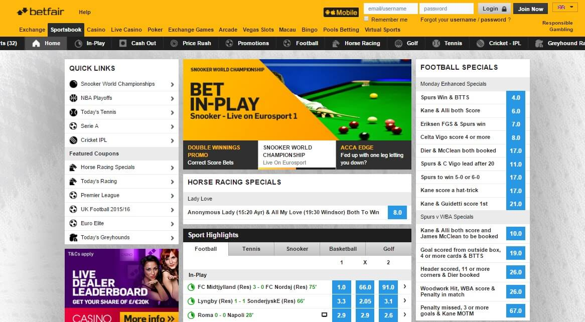 Sports exchange betting bet channel on direct tv